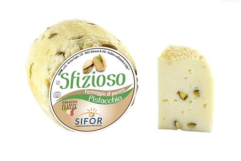 Sfizioso Primo Sale Sicilian Pecorino with Pistachio