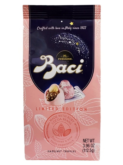Baci Perugina Ruby Hazelnut Truffles Limited Edition Bag