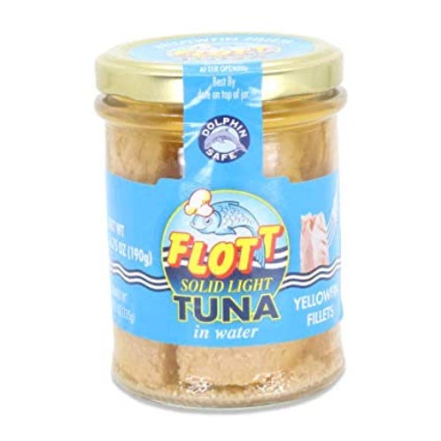 Flott Solid Light Tuna in Water