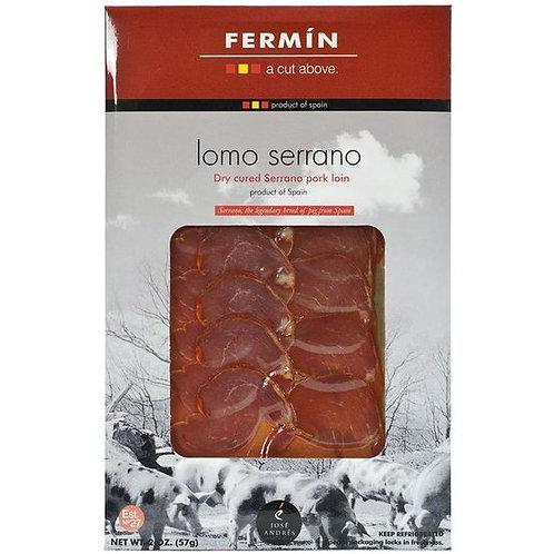 Fermin Serrano Loin Lomo Pre-Sliced