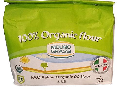 Molino Grassi Organic Semolina