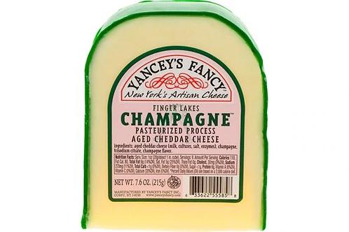 Yancey's Fancy Champagne Cheddar