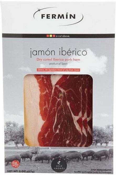 Fermin Serrano Ham Pre-Sliced