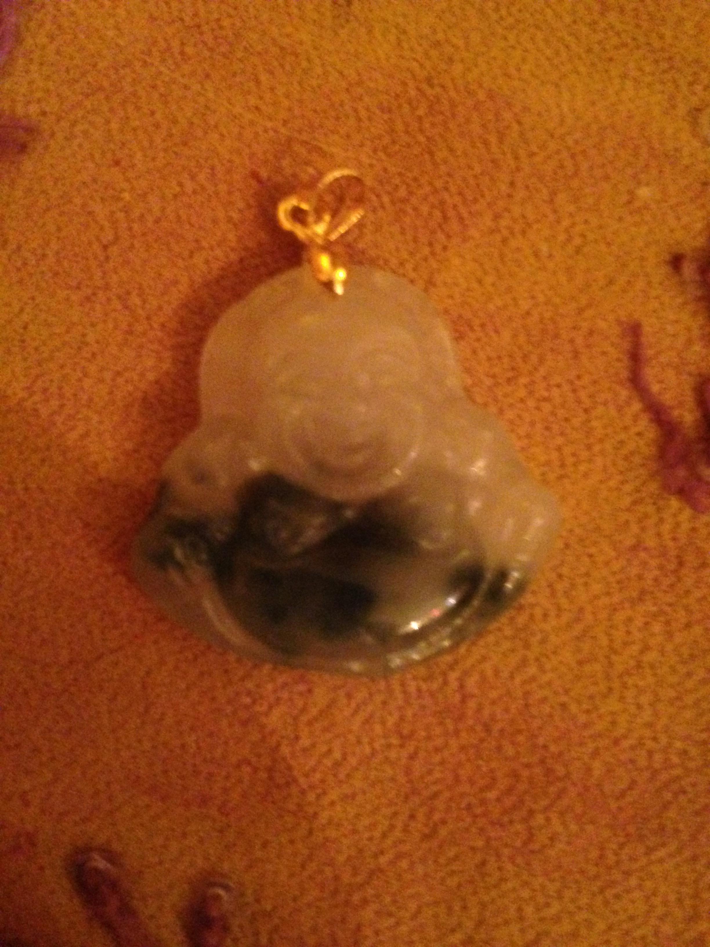 Bouddha pendentif