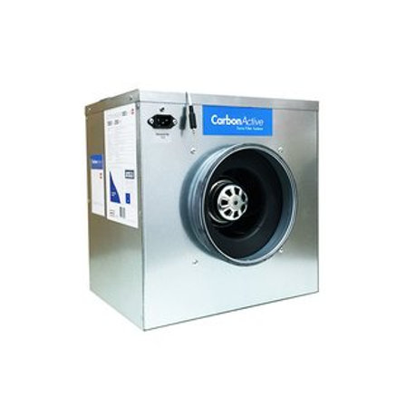 CarbonActive EC Silent Box 1000m³/h 200mm mit GrowBase EC PRO