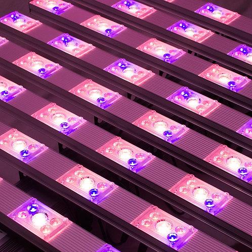 Greenception LED BAR 8 Set 552W passiv gekühlt