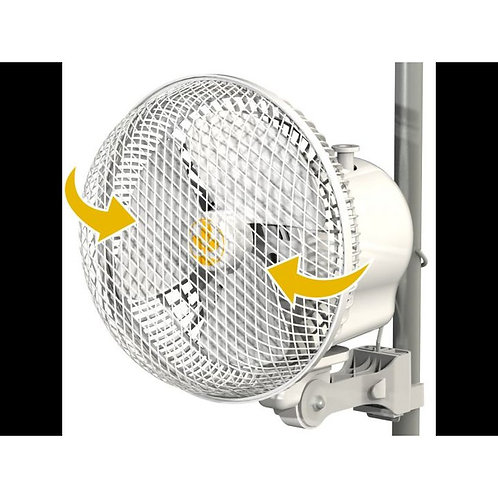 Secret Jardin Monkey Fan Oscillating 17cm 20W