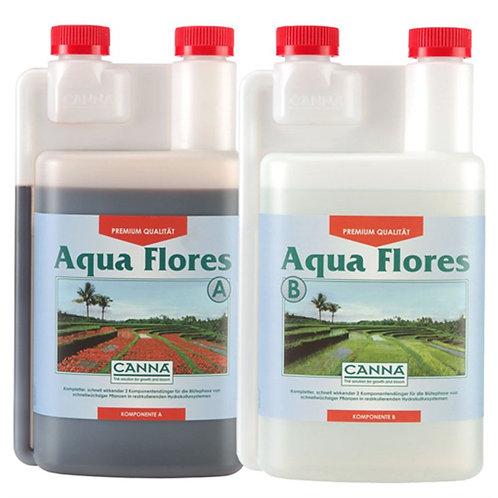 Canna Aqua Flores A+B 1L Blütendünger