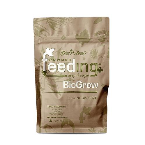 Greenhouse Powder-Feeding BioGrow 125g