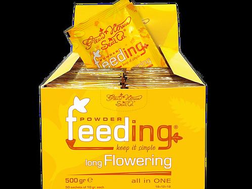 Greehouse Powder Feeding Lange Blütezeit (Sativa) 500g Box