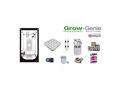 Grow-Genie`s Highend LED Growbox #1