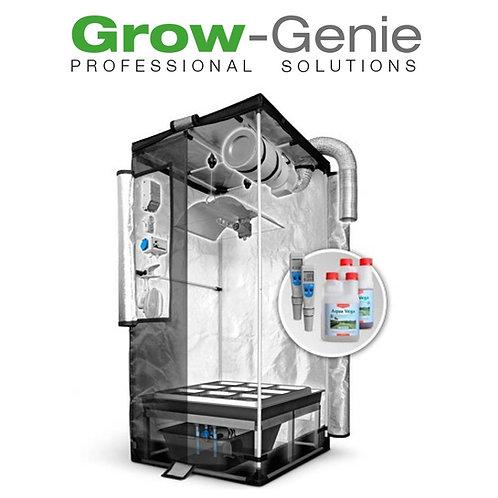 Grow-Genie´s ALL IN ONE AERO Grow-Box + 0.8 growSYSTEM