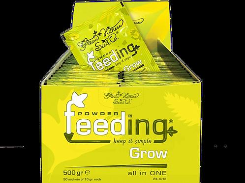 Greenhouse Powder Feeding Grow Vegitatives Wachstum 500g Box