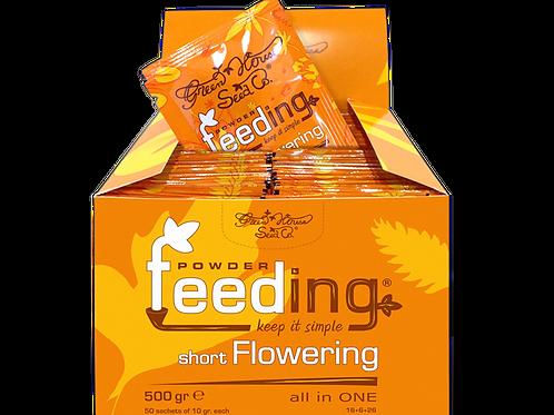 Greenhouse Powder Feeding Kurze Blütezeit (Indica)     500g Box