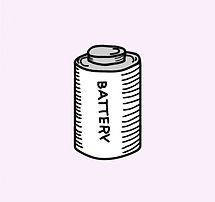 retro-batterie-skizze-vektor_23-21474946