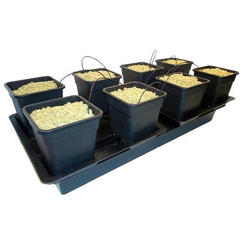 Atami Wilma System XL Wide 8 Pflanzen 18L Topf