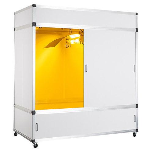 Growbox G-Kit 800 Wing 1,5m²
