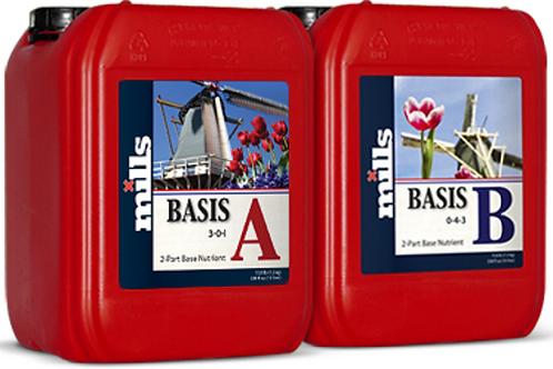 Mills HC Basis A & B 10 Liter