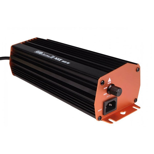 GIB Lighting NXE Vorschaltgerät 600 Watt , 4-Stufen dimmbar