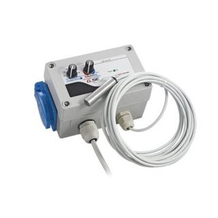 GSE digitaler Klimacontroller für Luftbe- & Entfeuchtung (BE)
