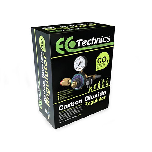 Ecotechnics Evolution Co2 Druckminderer