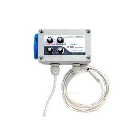 GSE digitaler Klimakontroller für Zu-, Abluft und Luftfeuchte (2LHYCH)