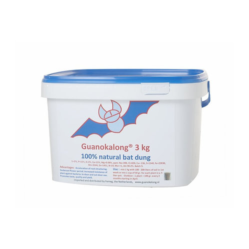Guanokalong Powder 3 Kg