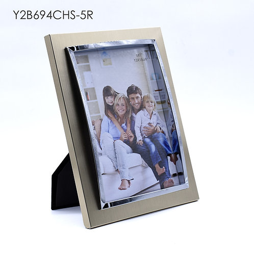 Y2B694CFS-4R series - Silver with shining Metal Frame