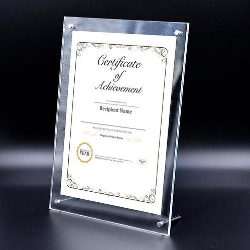 High quality acrylic frame, cheap acrylic frame, A4 acrylic frame, clear acrylic, table top acrylic, wall hanging acrylic