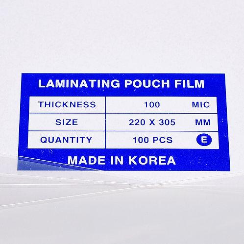 LP-A4 Hot lamination pouch