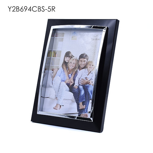 Y2B694CBS series - Black with shining Metal Frame