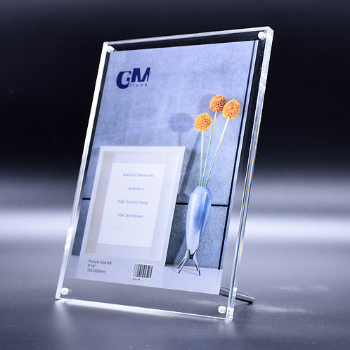A202-6R Acrylic frame
