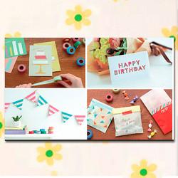Decoration cards