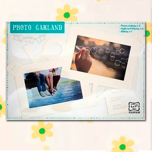 "84887 Photo Garland - 6""x4"""