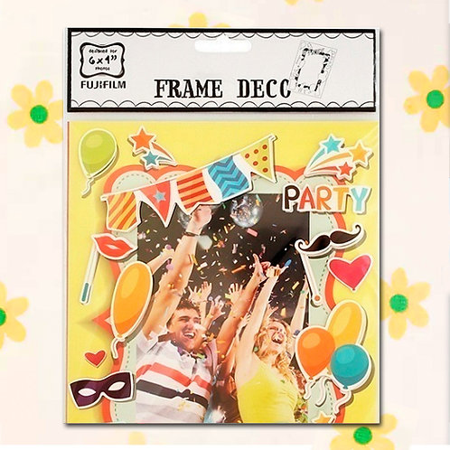 84803 Frame Deco - Party 6 x 4""