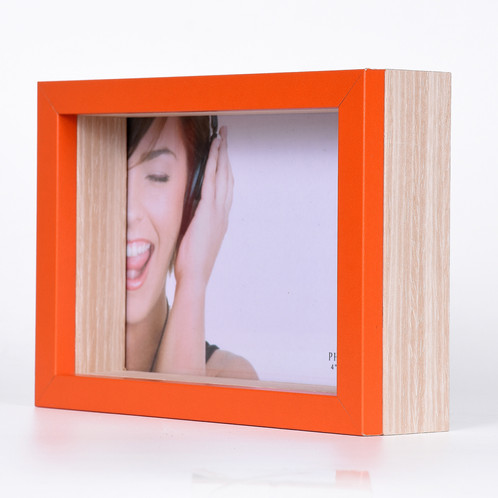 2500OR - Wooden Frame. size: 4R, 5R & 8R
