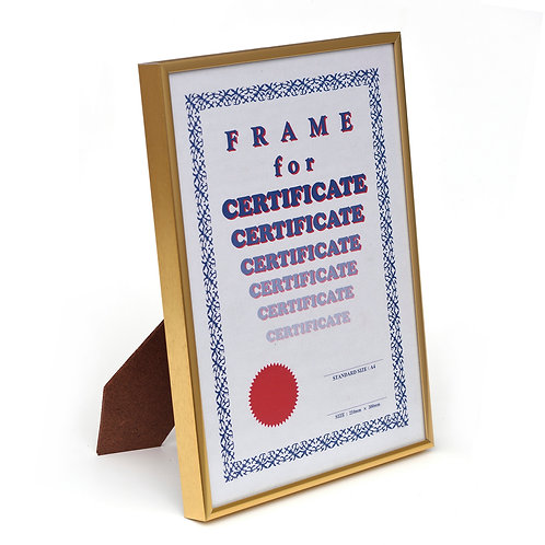 Code: G95 Alumimum Frame