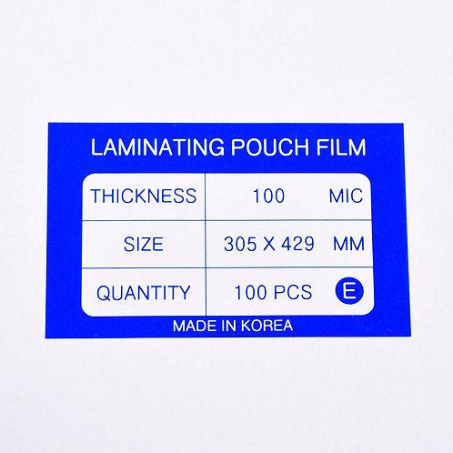 LP-A3 Hot lamination pouch