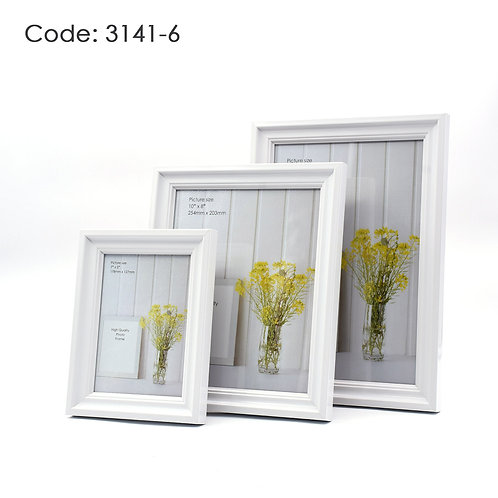 3141.6 - Wood picture frame