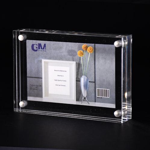 A101-2R Acrylic block frame 2R size