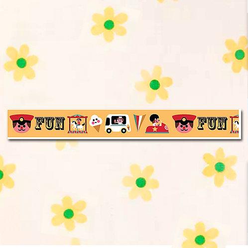 90260000043 Washi Tape - Full Icons