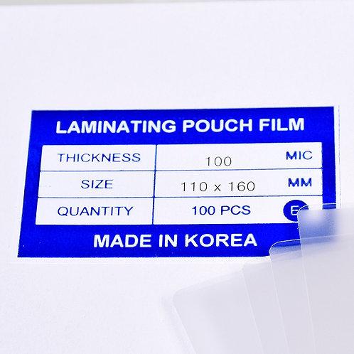 LP-4R Hot lamination pouch