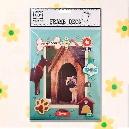 "84807 Frame Deco - Pets 6 x 4"""