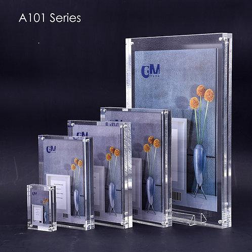 A101 Acrylic block frame