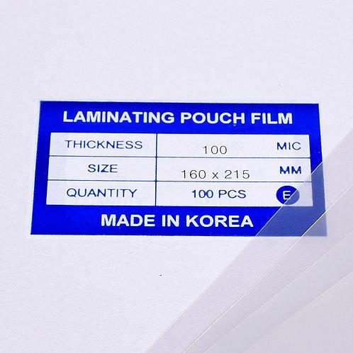 LP-6R Hot lamination pouch
