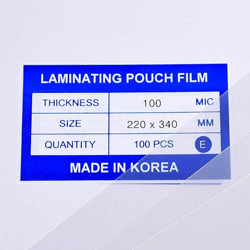 LP-F4 Hot lamination pouch
