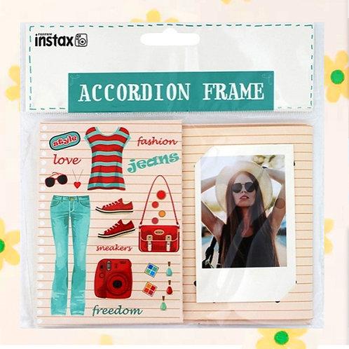 84733 ACCORDION INSTAX - FASHION