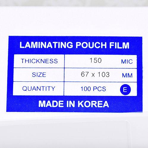 LP-IC Hot lamination pouch