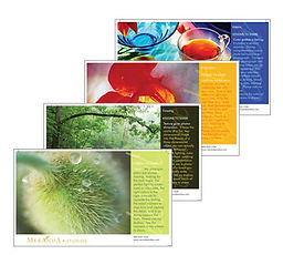 Post card, greeting cards printing on 310gms paper.