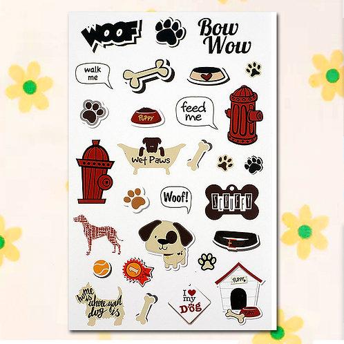 84815 Sticker - Pets